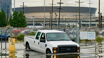 Zuiden VS geteisterd door hevige regenval: Louisiana roept noodtoestand uit