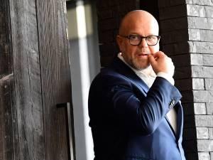 Bart Verhaeghe quitte son poste de vice-président de l'Union belge