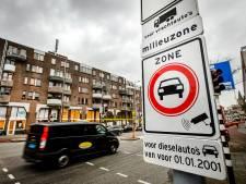 Uitbreiding Utrechtse milieuzone verbaast ANWB: 'Wij vragen ons af waar dit op gebaseerd is'