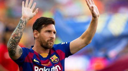 Football Talk (6/9). Messi kan elke zomer gratis vertrekken - Japanse nummer 10 naar Freethiel