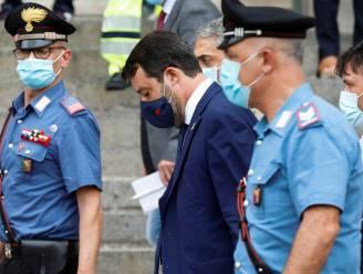 Italiaanse oppositieleider Salvini voor rechter wegens vasthouden migranten, rechter wil ook premier Conte horen