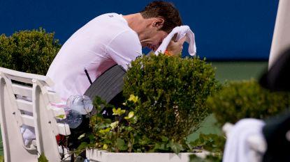 "Andy Murray in tranen na wedstrijd die eindigt om 3 uur 's nachts: ""Dit is voor niemand goed"""
