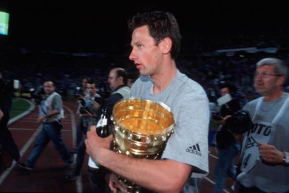 Nico Van Kerckhoven won twee keer de DFB-Pokal met Schalke.