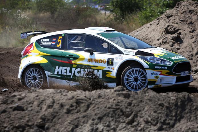 Er zullen dit jaar minder onverharde stukken in de GTC Rally zitten.