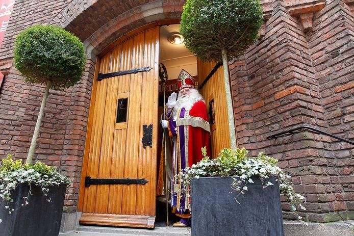 Of Sinterklaas in november weer zijn intrek neemt in het kasteel in Helmond is nog onzeker, maar de organisatie achter het spektakel wil er alles aan doen.