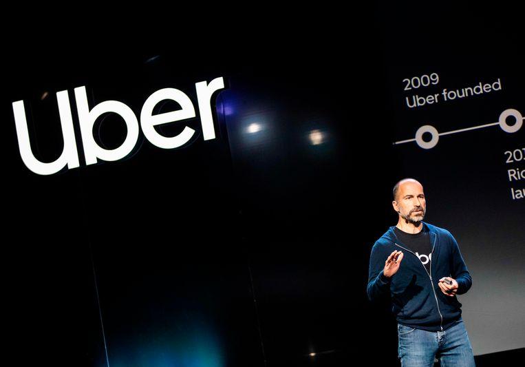 Uber-CEO Dara Khosrowshahi.