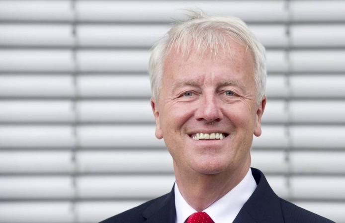 Burgemeester Peter Noordanus
