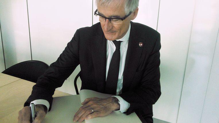 Onder meer de begroting van Vlaams minister-president Geert Bourgeois wordt door het Rekenhof in vraag gesteld.
