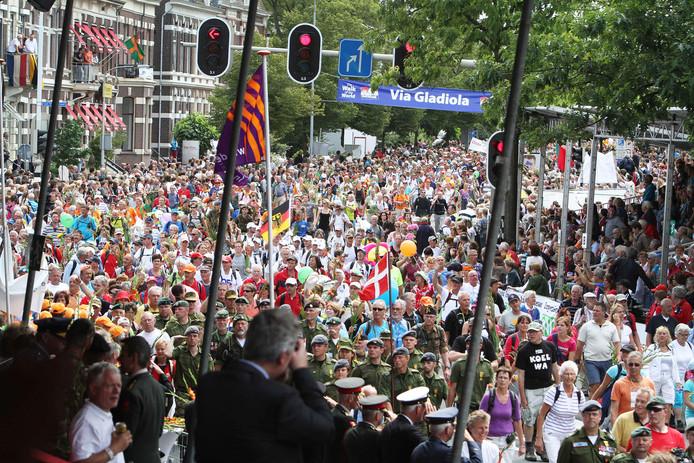 Vierdaagse Nijmegen.