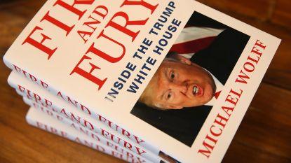 Trump wil vrije meningsuiting aan banden leggen na publicatie boek