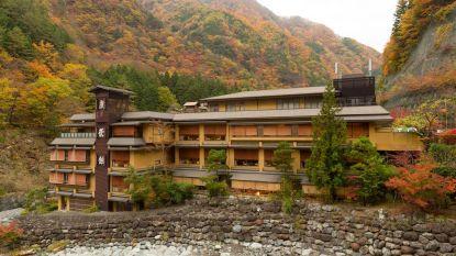 1.300 jaar ging alles goed in oudste hotel ter wereld