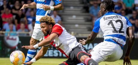 Vilhena wil naar Frankfurt, maar Feyenoord weigert