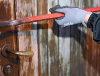 Inbrekers stelen keukenmateriaal en houtblokken