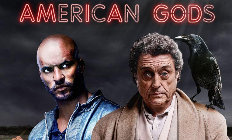 American Gods Beeld web