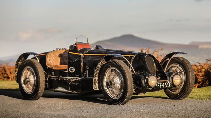 Bugatti Type 59 Sports.