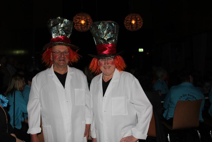 'Ok B zegge' deed na 15 jaar hun laatste rondje door Zijtaart.