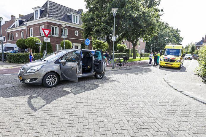 Kind aangereden in Helmond.