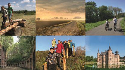 148 kilometer fietsplezier: Streekvereniging Zuidrand zet nieuwe fietskaart gratis online