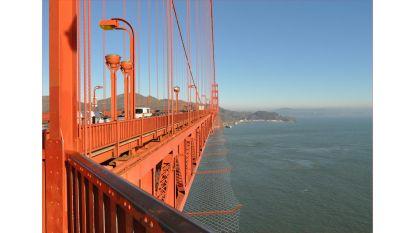 """""""Spring niet want het zal pijn doen"""": Golden Gate Bridge krijgt stalen vangnetten tegen zelfmoord"""