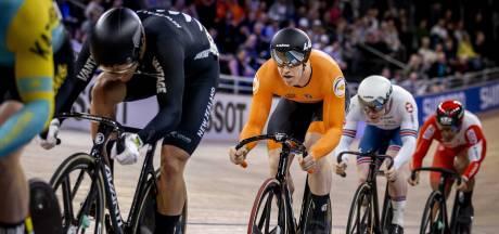Baanwielrenner Lavreysen pakt op keirin tweede gouden WK-medaille