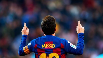 Messi maakt in nog geen halfuur zuivere hattrick en scoort ook vierde, fans eisen ontslag van Bartomeu