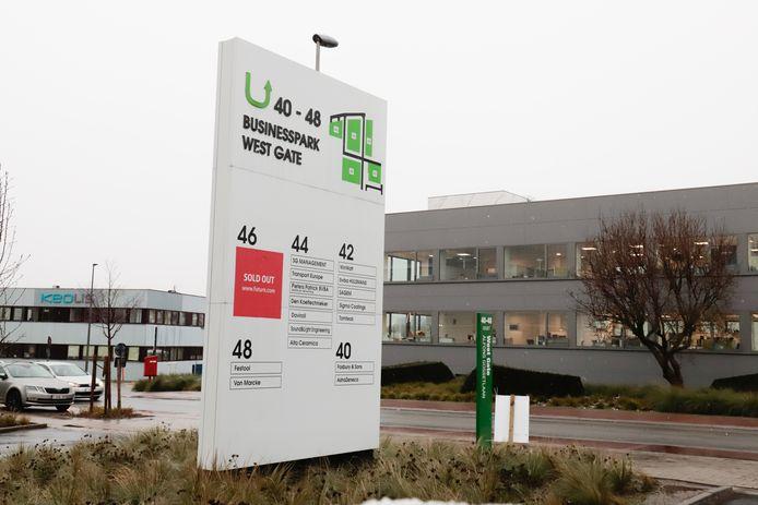 Het nieuwe gebouw van Brico komt in het bedrijvenpark West Gate, langs de Alfons Gossetlaan in Groot-Bijgaarden.