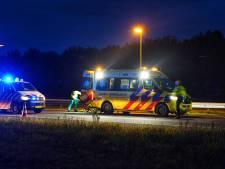 'Veel vertraging' op A58 bij Gilze na ongeluk