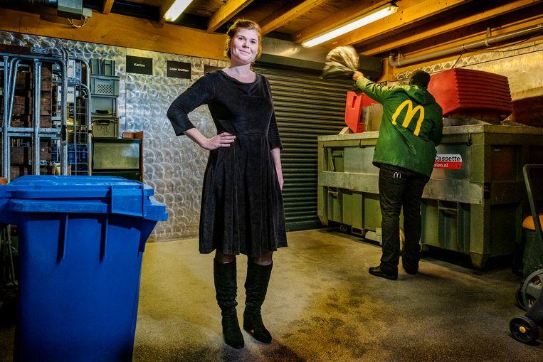 Floor Uitterhoeve, Manager duurzaamheid bij McDonald's Nederland. Beeld Patrick Post