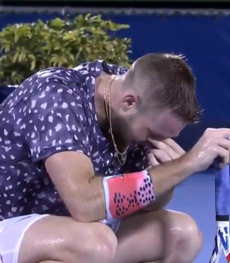 Les larmes de la délivrance: Jack Sock renoue avec la victoire, 16 mois plus tard
