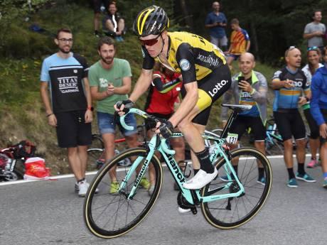 Kruijswijk gaat voor de Tour en Vuelta: 'Het podium is het doel'