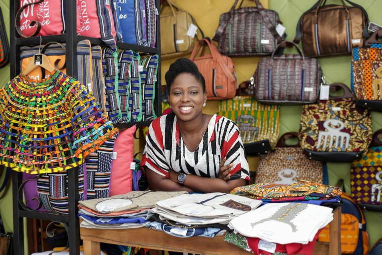 Mabel Simpson Beeld Patrick Owusu Lah