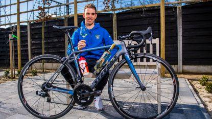 """Wielrenner Sean De Bie start eigen wijngaard: """"Koersen en wijn? Ik proef alleen maar, hé"""""""