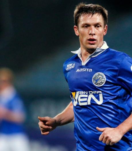 Bart Biemans terug in basis bij FC Den Bosch
