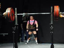 Cuijkse Strik kroont zich tot Europees kampioene powerliften