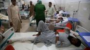 Zelfmoordaanslag op betogers in Afghanistan: zeker 68 doden