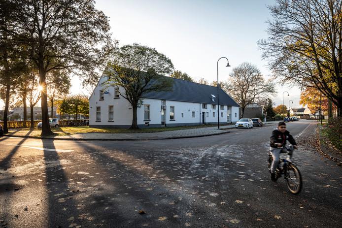 Wijkcentrum De Boerderij in Helmond-Noord.