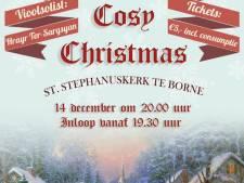 Kerstconcert Bornse Harmonie geeft gezelligheid en warmte