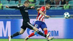 Atletico kan met Carrasco ook tegen Qarabag niet winnen