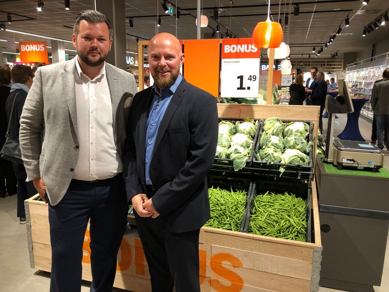 Franchisenemers Jan en Wim Peeters.
