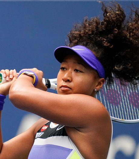 La lauréate de l'US Open Naomi Osaka, blessée, renonce à Roland-Garros