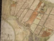 Bijzondere, honderden jaren oude, verloren gewaande landkaart van Dirksland ontdekt