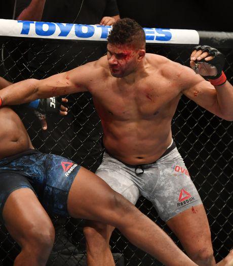 Alistair Overeem: 'Kickboksen in Nederland populair, in de wereld is MMA dat'