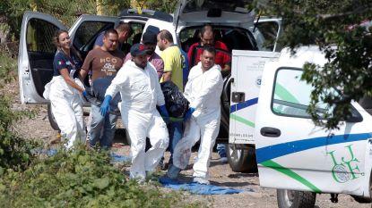 Zeven lichamen gevonden na aanhoudend geweld in Mexico