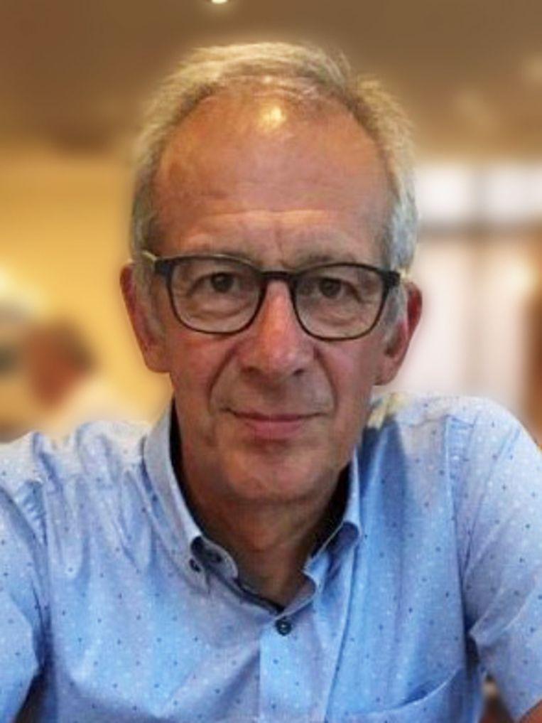 Patrick Provoost (59) stierf totaal onverwacht in Langemark-Poelkapelle, tijdens een fietstocht.