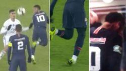 """Zwarte avond voor Neymar: eerst de show, dan diezelfde vervelende blessure en dan de tranen: """"Dat hij nu niet komt janken!"""""""