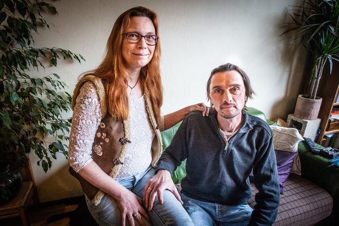 Ouders Eric-Jan en Doreen van Royen vinden het onverantwoord hun autistische zoon in huis te nemen.