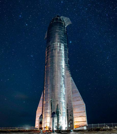 La fusée géante de Space X va effectuer son premier test en haute altitude