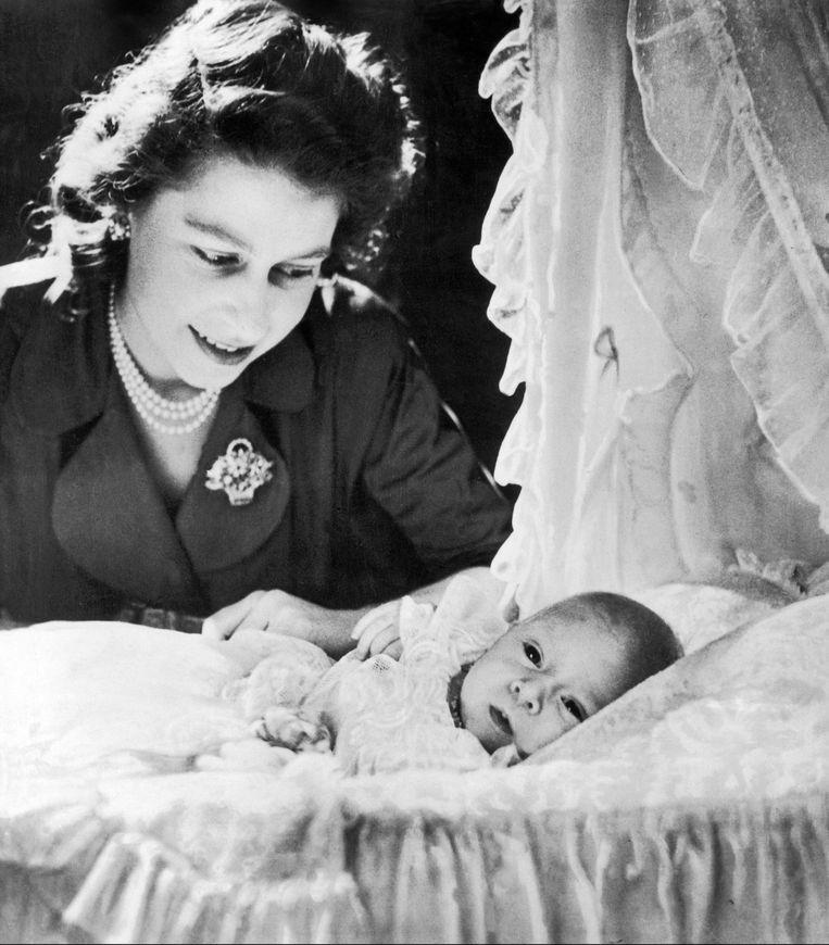 Prins Charles zag het levenslicht in 1948.