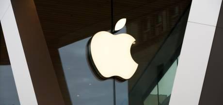 Apple halveert commissie op verkopen kleine bedrijven in appstore