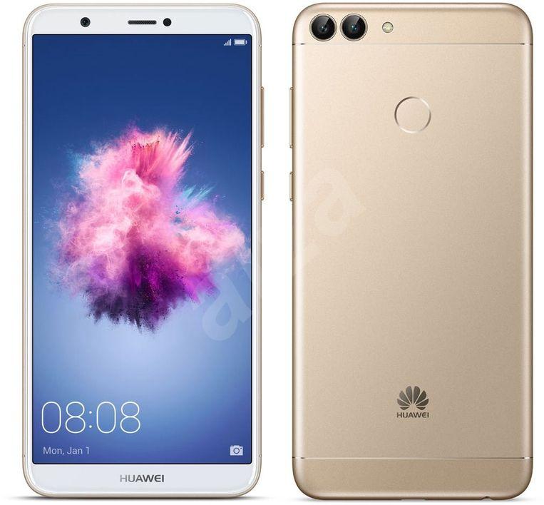 De P Smart is een fameuze instapper van Huawei.